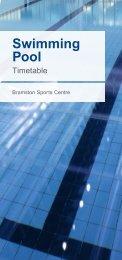Swimming Pool - Fusion Lifestyle