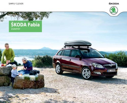 koda fabia zubeh r katalog skoda. Black Bedroom Furniture Sets. Home Design Ideas