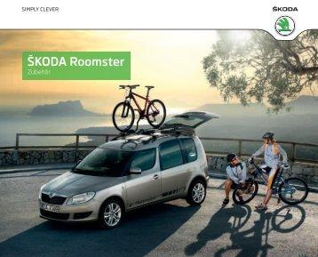 ŠKODA Roomster - Skoda