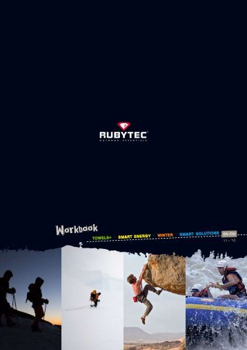 Workbook - Rubytec Outdoor Essentials