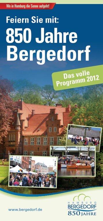 850 Jahre Bergedorf - Hamburger Sternwarte