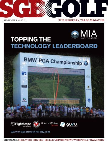 SGB Golf September Issue - Link