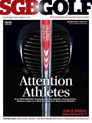 SGB Golf November/December Issue - Link