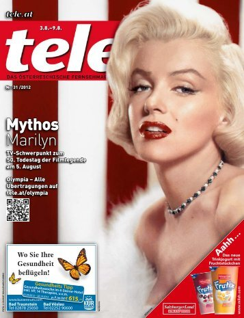 Mythos Marilyn - Tele.at