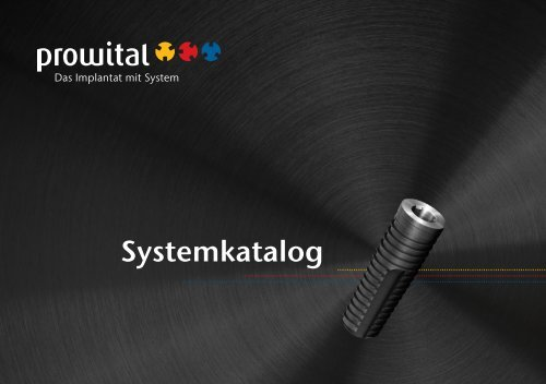 Systemkatalog 2011 - Wieladent