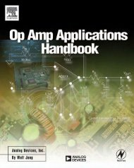 Op Amp Applications Handbook Walt Jung, Editor