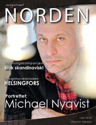 Michael Nyqvist - Forsiden - Foreningen Norden
