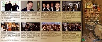 5. Juni 2013 - Echoes o1 Swing - Jazz i dä Fabrik