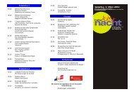 Programm 2012 Druck - Oberfranken