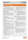 Disco-Rückschlagventile Disco check valves 932 - AWS Apparatebau - Seite 7