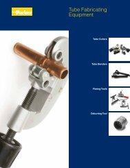 Parker Hannifin 61VL-8 Brass Air Brake Nut Fitting 1//2 Compression Tube
