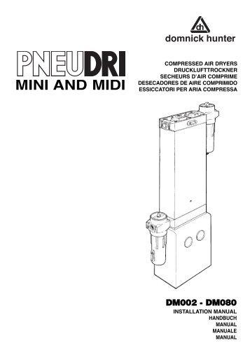 MINI AND MIDI - domnick hunter