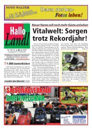 Juli 2008 - Landl Zeitung