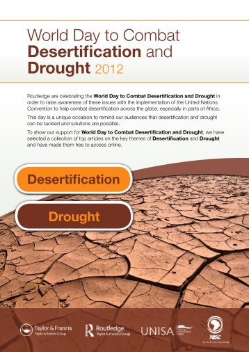 World Day to Combat Desertification and Drought 2012