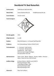 SV Ottenau e