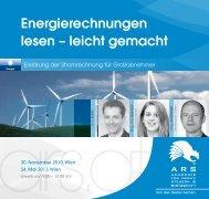 Energierechnungen lesen – leicht gemacht - power-solution