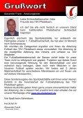 Pfedelbacher Schloßfest 2011 - TSV Pfedelbach - Seite 2