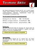 Pfedelbacher Schloßfest 2011 - TSV Pfedelbach - Seite 6
