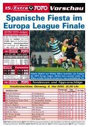 Spanische Fiesta im Europa League Finale - win2day