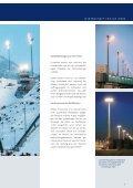 Broschüre Flutlicht - Europoles - Seite 3