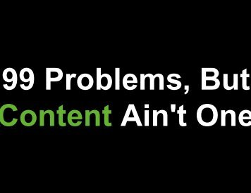 99ProblemsButContentAintOne-PPT-Compatibility-Mode