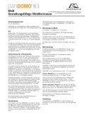 Datenblatt - SVF Steinveredelung Finsterwalde GmbH - Seite 2