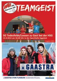 Als PDF ansehen - HSG Jörl