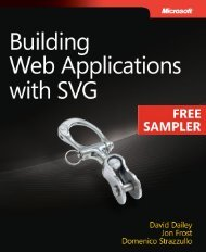 Building Web Applications with SVG - O'Reilly Media