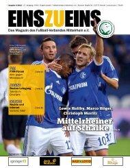 einszueins 06/2012 - Fußball-Verband Mittelrhein e.V.