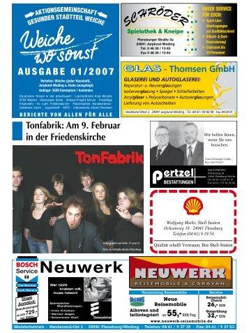 Ausgabe 02/2007 - ETSV Weiche