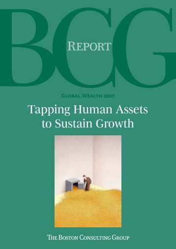 Tapping Human Assets to Sustain Growth (PDF) - The University of ...