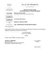 cm 16 fevrier2009.pdf - Mairie de Brumath