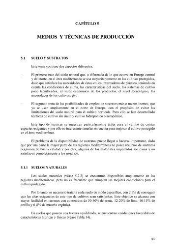 MEDIOS Y TÉCNICAS DE PRODUCCIÓN