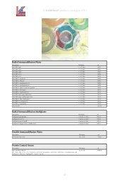 © Liofilchem® product catalogue 2012