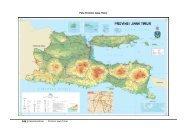 Peta Provinsi Jawa Timur - UJP