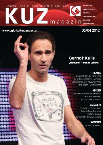 KUZ Magazin 03/04