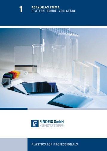 Preisliste Findeis Stand 10/2010 - Findeis Kunststoffe