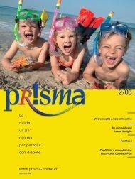 Cliccare qui per scaricare il PDF dell'edizione - Prisma-Online