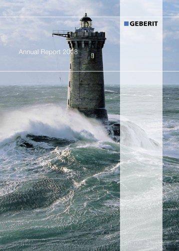Annual Report 2008 - Geberit International AG
