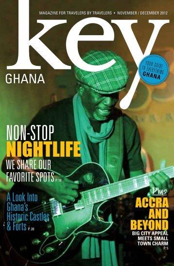 Accra - Key Ghana