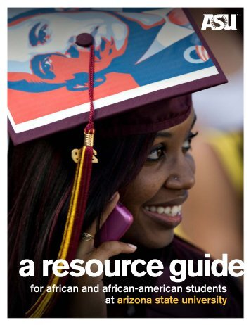 African-American Resource Guide - Arizona State University