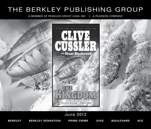 THE BERKLEy PUBLISHING GROUP - Bookseller Services ...