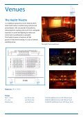 Information Pack... - Hazlitt Theatre - Page 4