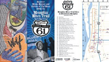 to download the Blues Trail brochure - Downtown Memphis ...