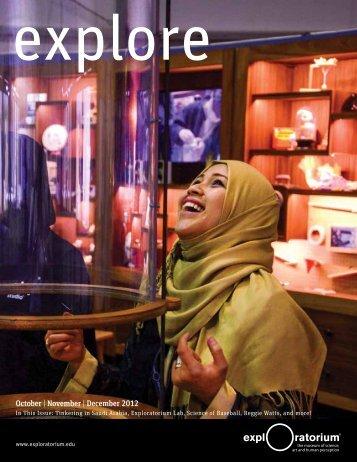 Around the World and Back Again - Exploratorium
