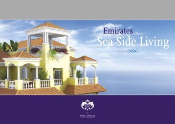 A4 Brochure.indd - the royal breeze