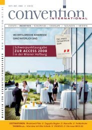 ZUR ACCESS 2008 - Convention-International