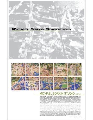 MICHAEL SORKIN STUDIO PROFILE - synergy ny a+e