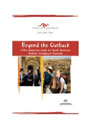 Beyond the Outback: A Pre-Departure Guide for - Study Brisbane