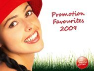 Promotion Favourites 2009 - Proven.cz